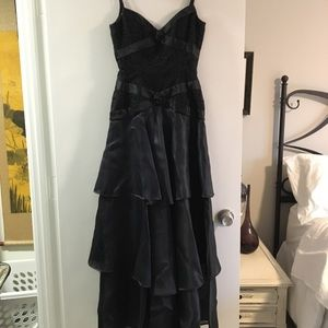 Dresses & Skirts - Escada Couture Silk Evening Gown